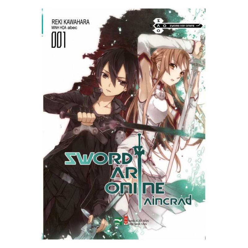 Mua Sword art online - 1