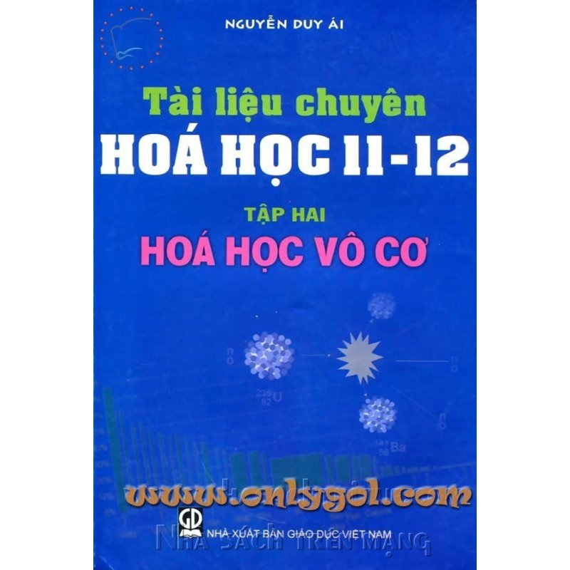 Mua Tài liệu chuyên hóa học 11-12 tập 2