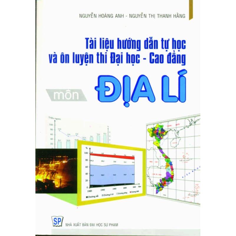 Mua Tài liệu hướng dẫn tự học và ôn luyện thi ĐH-CĐ môn địa lí