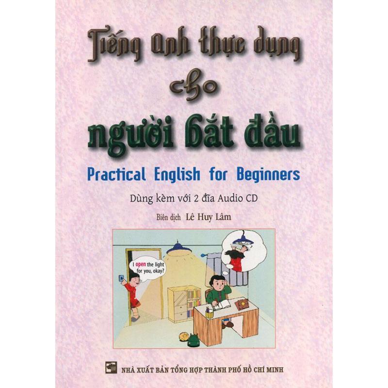 Mua Tiếng Anh thực dụng cho người bắt đầu (kèm CD)