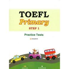 Mua Toefl Primary Stesp 1 Practice Tests - moi