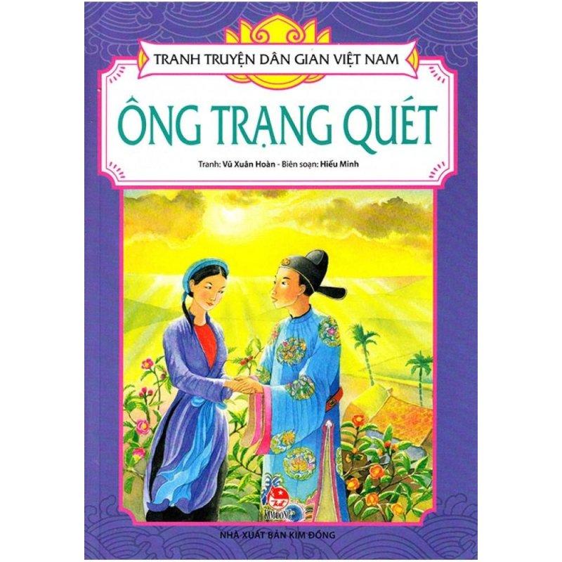 Mua Tranh Truyện Dân Gian Việt Nam - Ông Trạng Quét