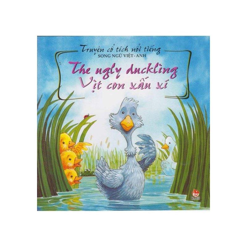 Mua Truyện Cổ Tích Nổi Tiếng (Song Ngữ Việt Anh) - Vịt Con Xấu Xí