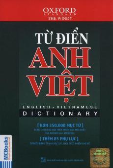 Ebook Từ điển Anh - Việt 350.000 từ - The Windy PDF
