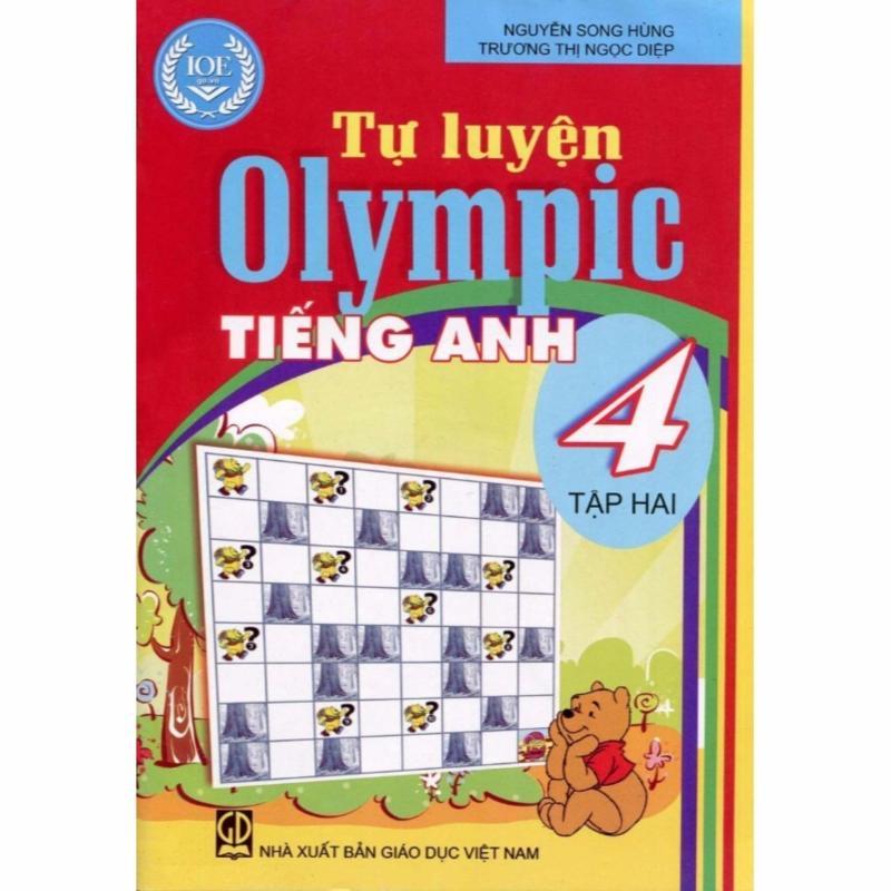 Mua Tự Luyện Olympic Tiêng Anh 4/2 Gdhn
