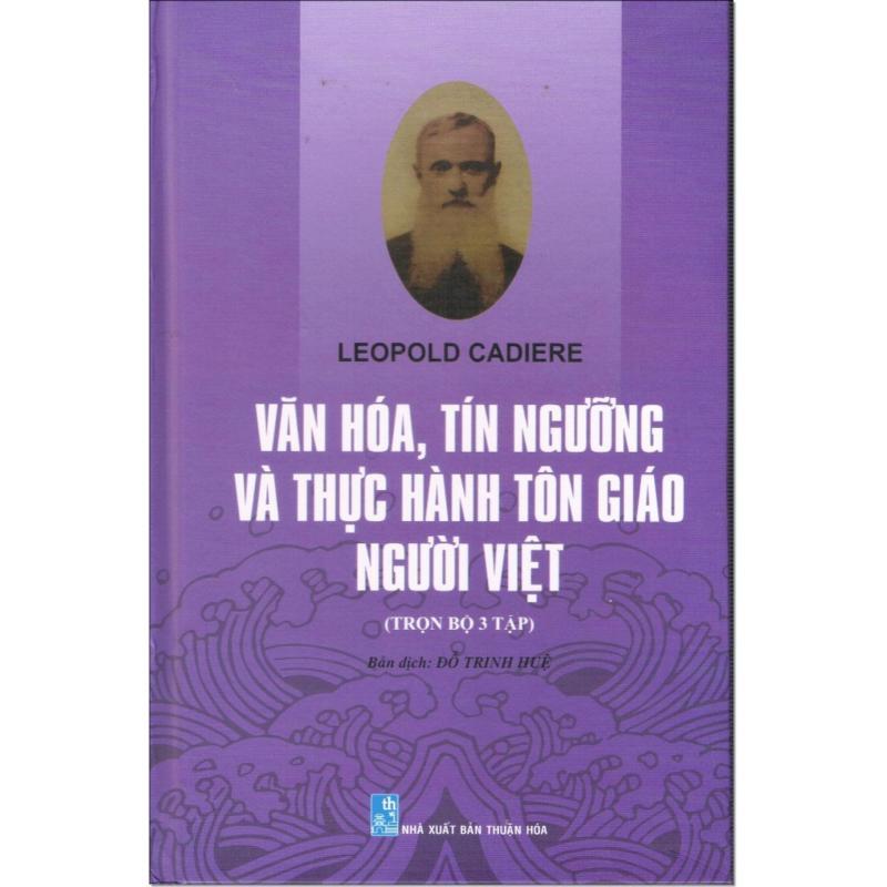 Mua Văn Hóa, Tín Ngưỡng Và Thực Hành Tôn Giáo Người Việt - Trọn Bộ 3 Tập