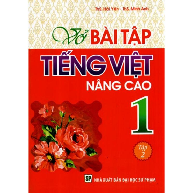 Mua Vở Bài Tập Tiếng Việt Nâng Cao 1 - Tập 2 B27