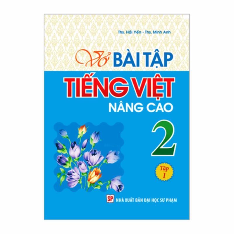Mua Vở Bài Tập Tiếng Việt Nâng Cao 2/1