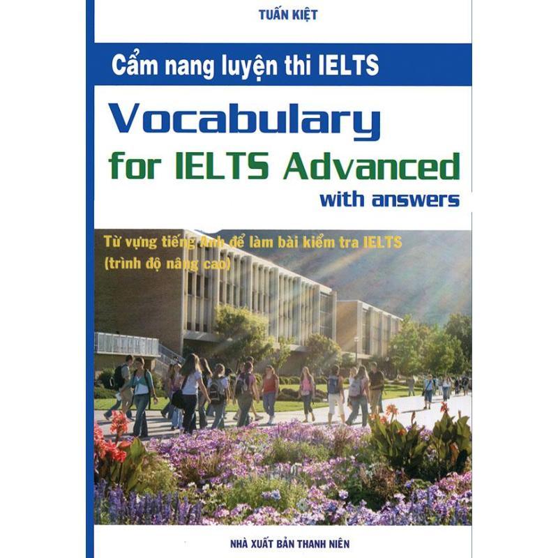 Mua Vocabulary for IELTS - Advanced (kèm CD)
