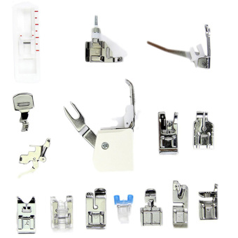 15 Pcs Multifunction Sewing Machine Presser Walking Foot Feet KitAccessories for Brother Singer Feiyue - 8069674 , BR282HAAA1XRKCVNAMZ-3291314 , 224_BR282HAAA1XRKCVNAMZ-3291314 , 729138.58 , 15-Pcs-Multifunction-Sewing-Machine-Presser-Walking-Foot-Feet-KitAccessories-for-Brother-Singer-Feiyue-224_BR282HAAA1XRKCVNAMZ-3291314 , lazada.vn , 15 Pcs Multifun