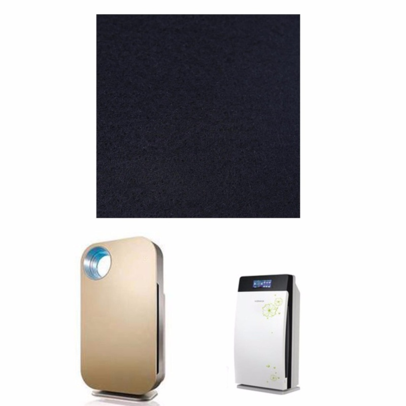 Bảng giá Air Conditioner Activated Carbon Purifier Pre Filter Fabric 100cm*100cm*3mm - intl