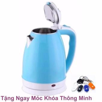 Ấm đun nước siêu tốc 2Lchống nóng (xanh Dương ) Cao Cấp hàng nhập khẩu-Anh Quốc + Móc khóa thông minh - 8484787 , OE680HAAA8RUUXVNAMZ-17167446 , 224_OE680HAAA8RUUXVNAMZ-17167446 , 299000 , Am-dun-nuoc-sieu-toc-2Lchong-nong-xanh-Duong-Cao-Cap-hang-nhap-khau-Anh-Quoc-Moc-khoa-thong-minh-224_OE680HAAA8RUUXVNAMZ-17167446 , lazada.vn , Ấm đun nước siêu tốc
