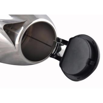 Ấm siêu tốc inox cao cấp, tiện dụng Bennix 1.7L BN-1018MC