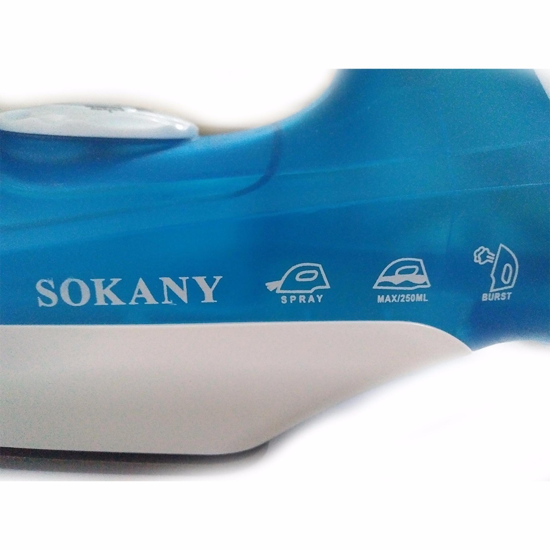 Bàn ủi hơi nước cao cấp Sonaky