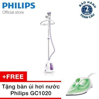 Bàn ủi hơi nước đứng Philips GC536 (Tím) TẶNG Bàn ủi hơi nướcPhilips GC1020 (Xanh lá) - 8689937 , PH846HAAA5OF8NVNAMZ-10413564 , 224_PH846HAAA5OF8NVNAMZ-10413564 , 3889000 , Ban-ui-hoi-nuoc-dung-Philips-GC536-Tim-TANG-Ban-ui-hoi-nuocPhilips-GC1020-Xanh-la-224_PH846HAAA5OF8NVNAMZ-10413564 , lazada.vn , Bàn ủi hơi nước đứng Philips GC536