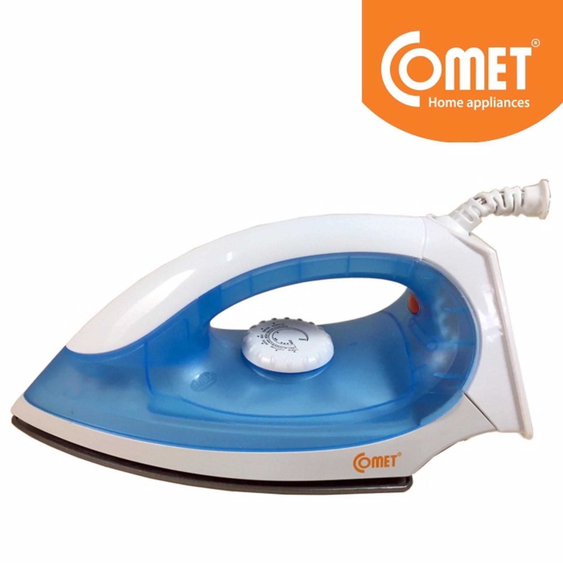 Bàn ủi khô COMET CM1126 (Xanh Dương)