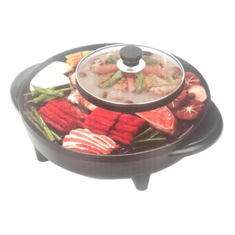 Bếp lẩu kiêm nướng điện đa năng OSAKA