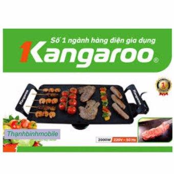 Bếp nướng điện Kangaroo KG198N (Đen)