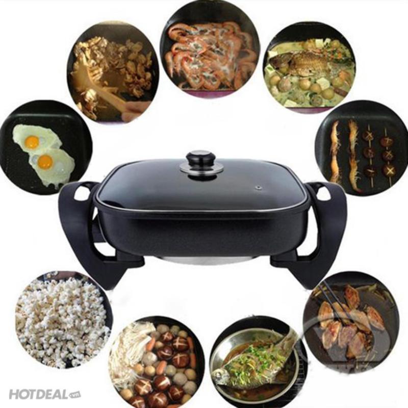 Bep Nuong Thit Khong Khoi, Nồi Lẩu Mini, Bếp Nướng Ưu Đãi Đặc Biệt - Giá Cực Sốc Chỉ Hôm Nay Mẫu 105