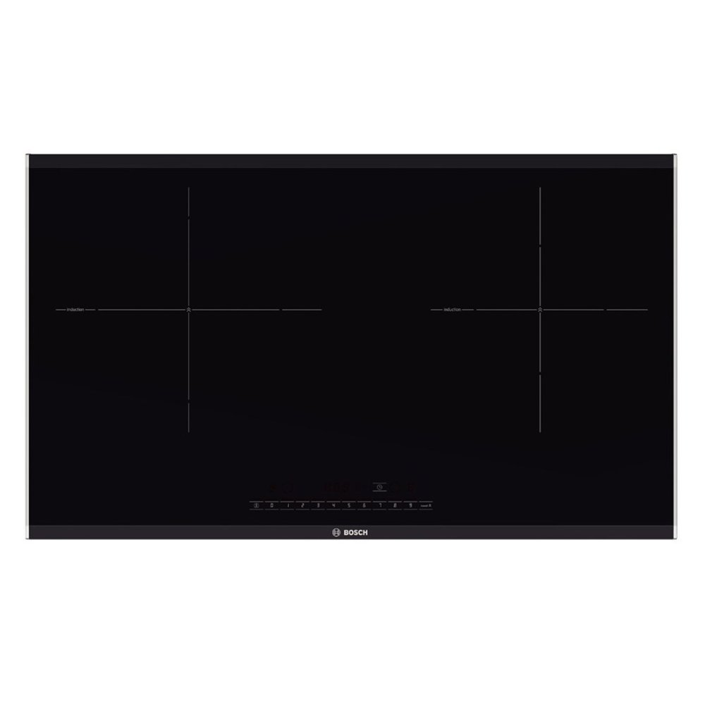 Bếp từ 2 lò Bosch PMI968MS (Đen)