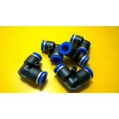 Khuyến Mãi Bộ 5 cút góc 10 nối nhanh vừa ống 8mm  Điện nước, Hàng sắt – Bình Thuật