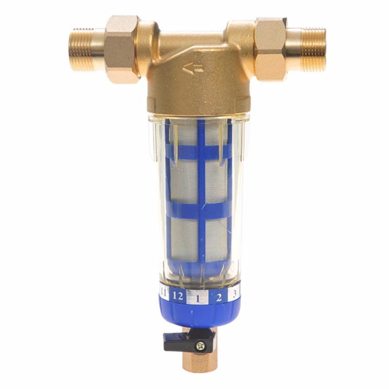 Bộ lọc nước sinh hoạt đầu nguồn Canature LN02-16. Công nghệ Canada