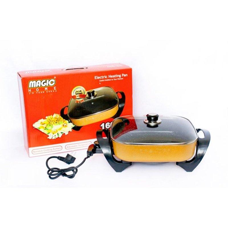 Chảo lẩu điện Magic Home MG68 (Cam)