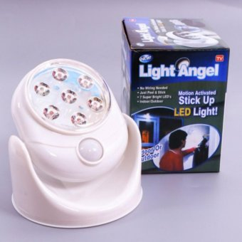 Đèn cảm ứng hồng ngoại chống trôm chiếu sáng