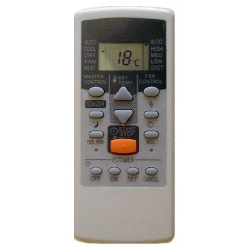 Điều khiển máy điều hòa FUJITSU (Trắng)