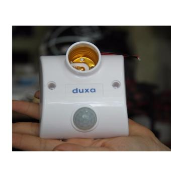 Đui đèn cảm ứng duxa S16