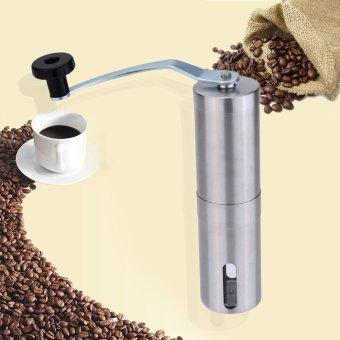 Dụng cụ xay cà phê thép không gỉ