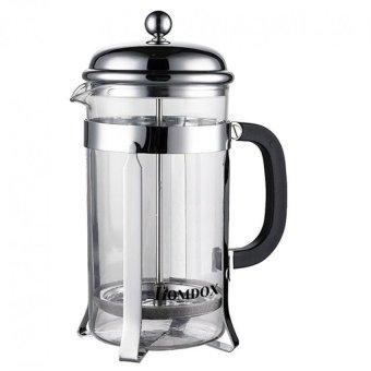 homdox e Tea Percolator Stove Top Maker Moka Espresso Latte Pot - Intl