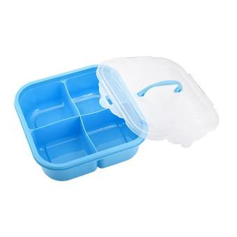 hộp cơm 4 ngăn tiện ích