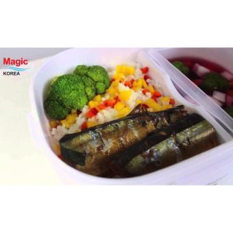 Hộp hâm nóng cơm Magic Korea A03