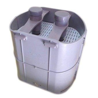 Máy làm rau mầm giá đỗ sạch đa năng phiên bản công nghiệp BenHome (Xám)