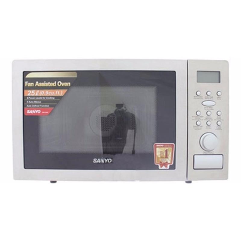 Lò nướng vi sóng AQUA AEM-SL60C 25L (BẠC)