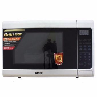 Lò nướng vi sóng Sanyo AQUA AEM-G7560W 28L