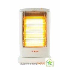 Báo Giá Lò sưởi Nova -Lion 3 bóng đèn sưởi gia nhiệt 1200W 3 mức hoạt động  Shopgiadung369