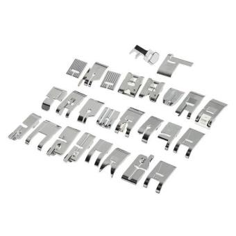 MagiDeal 42 Pieces Domestic Sewing Machine Presser Feet Set Kit -intl