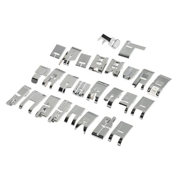 MagiDeal 42 Pieces Domestic Sewing Machine Presser Feet Set Kit -intl