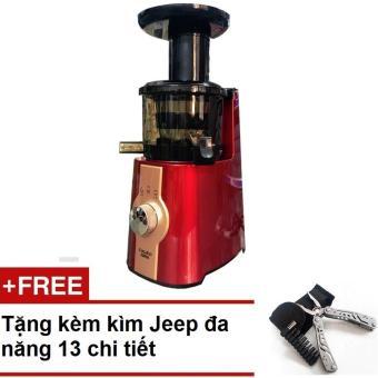 Máy ép tốc độ chậm trục vít Fasato tặng kèm kìm Jeep đa năng 13 chi tiết - 10223864 , BR603HAAA67G1IVNAMZ-11451651 , 224_BR603HAAA67G1IVNAMZ-11451651 , 5899000 , May-ep-toc-do-cham-truc-vit-Fasato-tang-kem-kim-Jeep-da-nang-13-chi-tiet-224_BR603HAAA67G1IVNAMZ-11451651 , lazada.vn , Máy ép tốc độ chậm trục vít Fasato tặng kèm kìm