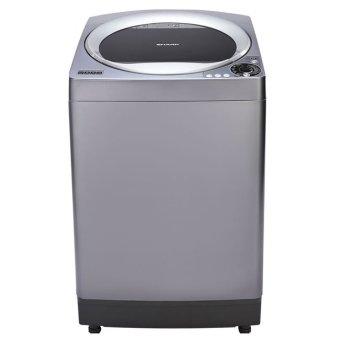 Máy Giặt Cửa Trên SHARP ES-U102HV-S 10.2 Kg