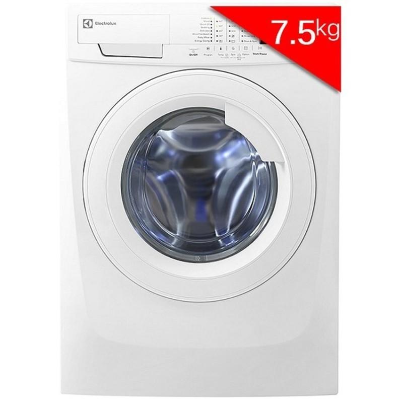 Máy giặt cửa trước Electrolux EWF85743 7.5Kg (Trắng)