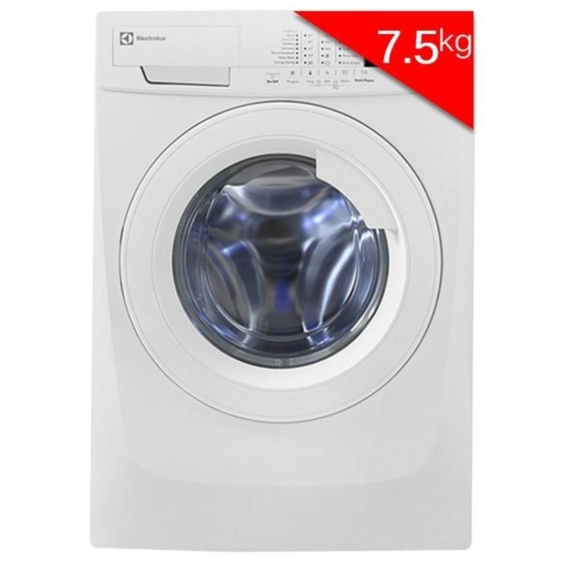 Máy Giặt Cửa Trước Inverter Electrolux EWF10744 - 7.5Kg (Trắng)