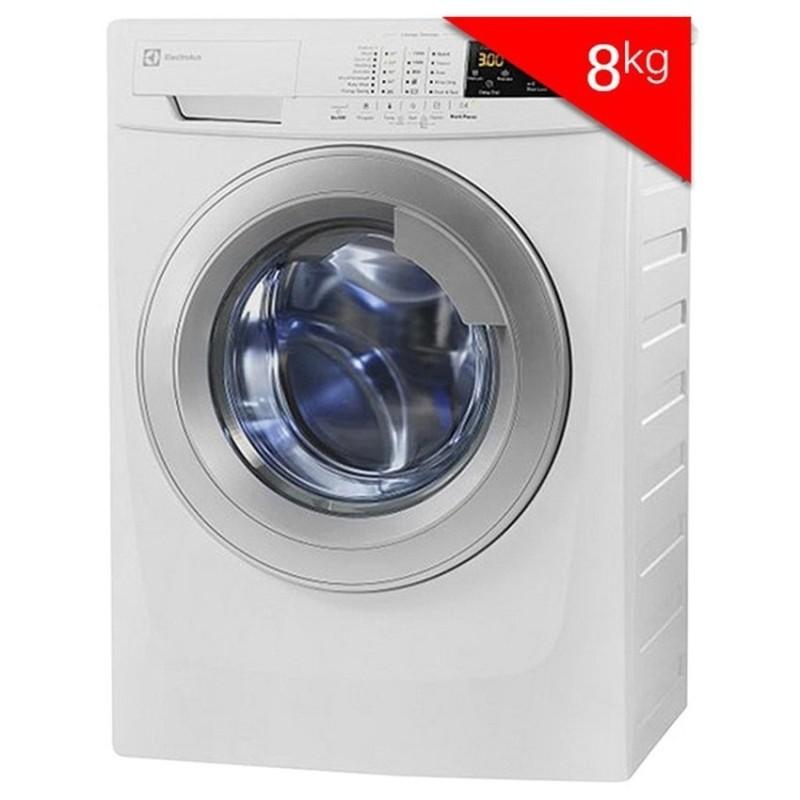 Máy Giặt Cửa Trước Inverter Electrolux EWF10844 (8Kg) (Trắng)