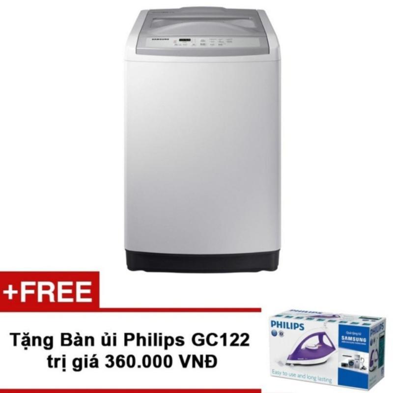 Máy giặt Samsung WA82M5110SG/SV 8.2kg (Trắng) + Tặng Bàn ủi Philips GC122 trị giá 360.000 VNĐ