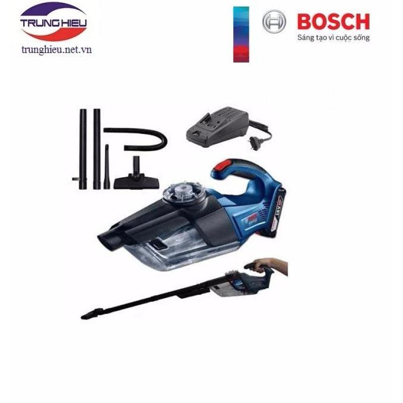 Máy hút bụi gia đình Bosch dùng pin GAS 18V-1 01 pin 3.0Ah + 01 sạc