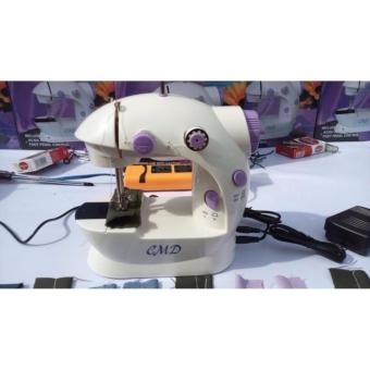 Máy khâu mini CMD loại tốt có đèn led và cắt chỉ tiện lợi