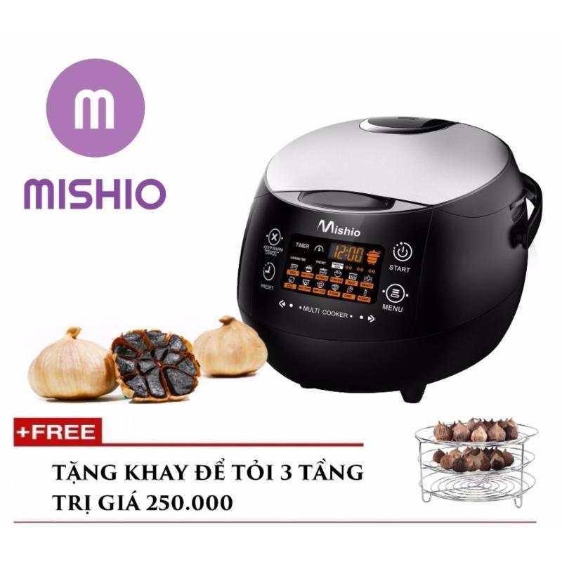 Máy làm tỏi đen cảm ứng chuyên dụng Mishio 2018