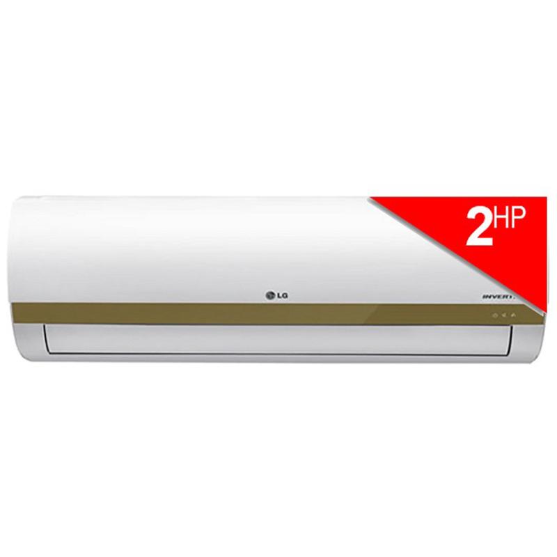 Bảng giá Máy Lạnh Inverter LG V18END 2 HP (Xám)